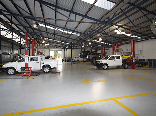 North Point Toyota >> Northpoint Toyota 4x4 Car Dealership Carsguide