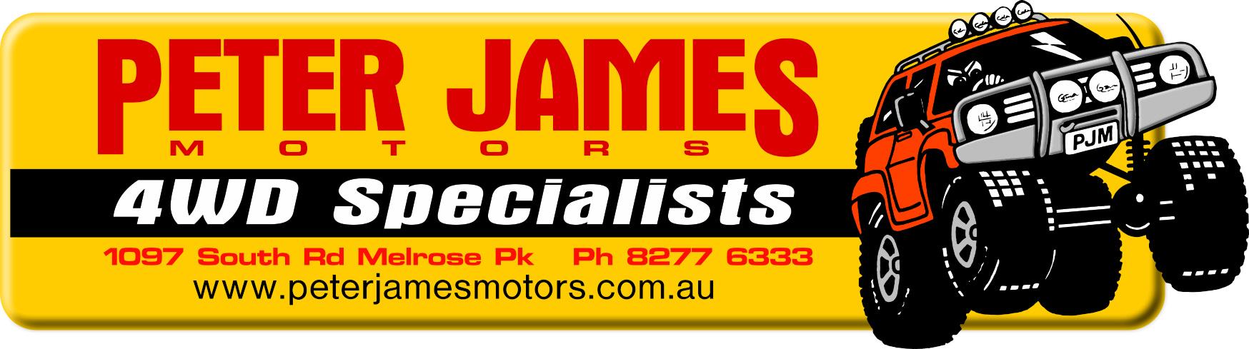 Peter James Motors