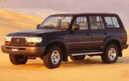 Toyota Landcruiser 1992 Price Specs Carsguide