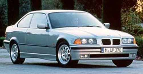 1992 BMW 3 Series Coupe 318is