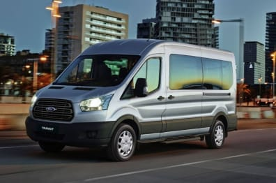 2017 Ford Transit People mover 410L LWB 12 Seat