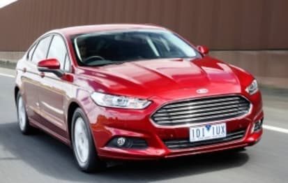 2017 Ford Mondeo Hatchback Ambiente