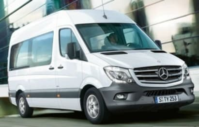 2017 Mercedes-Benz Sprinter People mover Transfer (313)