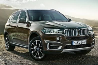 2018 BMW X Models SUV X5 Sdrive 25D