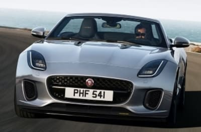 2018 Jaguar F-Type Convertible 2.0 (221KW)