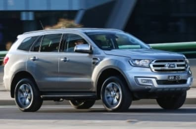 2018 Ford Everest SUV Trend (4WD)