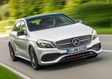 2018 Mercedes-Benz A-Class Hatchback A180 City Edition