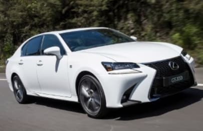 2018 Lexus GS Sedan GS300 Luxury