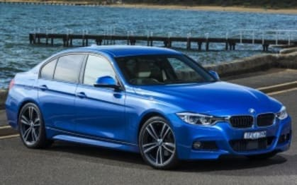 2018 BMW 3 Series Sedan 330e Luxury Line (hybrid)