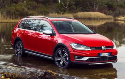 Volkswagen Golf Alltrack 132 Tsi Premium 2018 Price Specs Carsguide