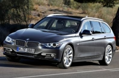 2018 BMW 3 Series Wagon 320i Touring M-Sport
