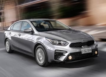 2018 Kia Cerato Sedan S Safety Pack