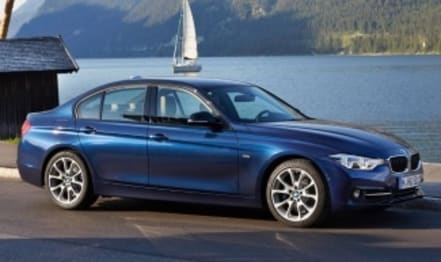 2018 BMW 3 Series Sedan 330i Luxury Line