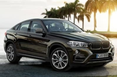 2018 BMW X Models SUV X6 Xdrive 50I IND Collection