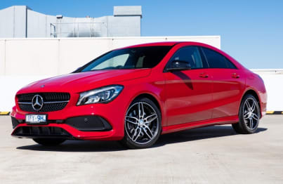 Mercedes-Benz CLA200 2018