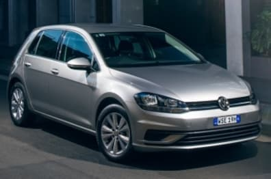 2018 Volkswagen Golf Hatchback 110 TSI