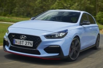 2018 Hyundai I30 Hatchback N Performance