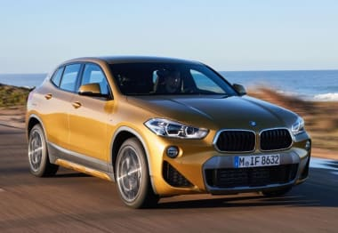 2018 BMW X Models SUV X2 Xdrive 20D