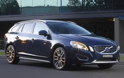 2018 Volvo V60 Wagon D4 Luxury
