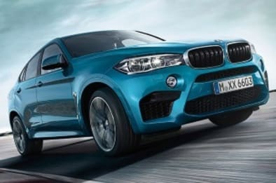 2018 BMW X Models SUV X6 M50D IND Collection