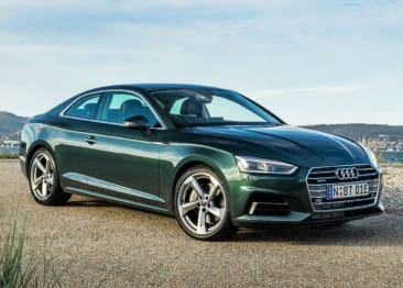 2018 Audi RS5 Coupe 2.9 Tfsi Tiptronic