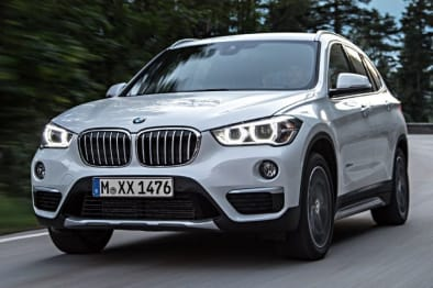 2018 BMW X Models SUV X1 Sdrive 18D