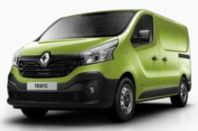2018 Renault Trafic Commercial LWB
