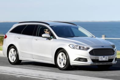 2019 Ford Mondeo Wagon Trend TDCi