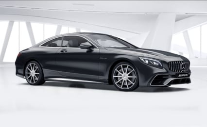 2019 Mercedes-Benz S-Class Coupe S65