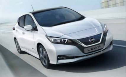 2019 Nissan Leaf Hatchback (base)