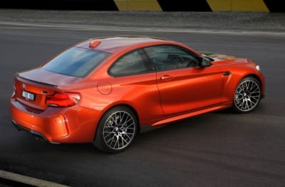 2019 BMW M Models Coupe M2 Competition