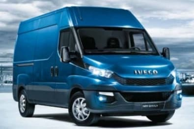 2019 Iveco Daily Commercial 35S13V SWB/Mid (WB3520L)