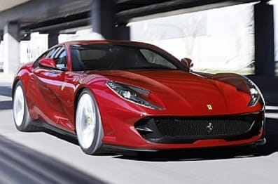 2019 Ferrari 812 Coupe Superfast