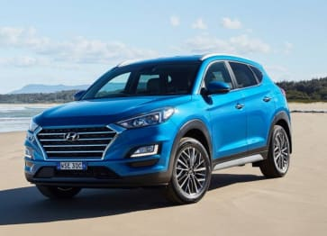2019 Hyundai Tucson SUV Active X Crdi Safety (awd)