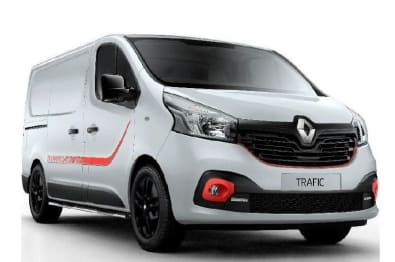 2019 Renault Trafic Commercial Formula Edition SWB