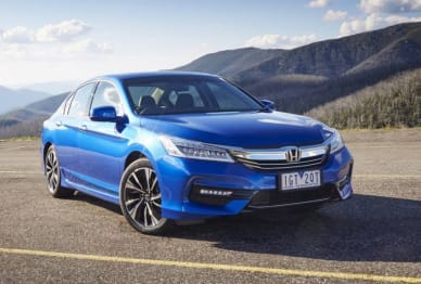 2019 Honda Accord Sedan VTi-L