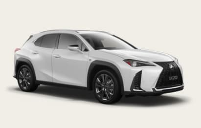 2019 Lexus UX SUV UX200 Sports Luxury +EP1