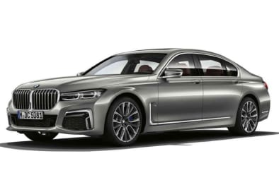 2019 BMW 7 Series Sedan 745E M-Sport Phev (hybrid)