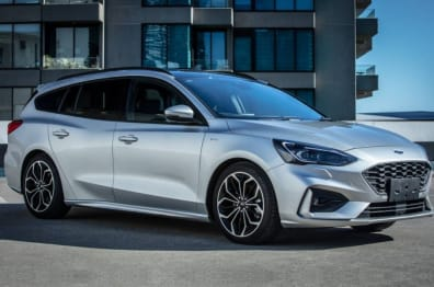 2019 Ford Focus Wagon ST-Line