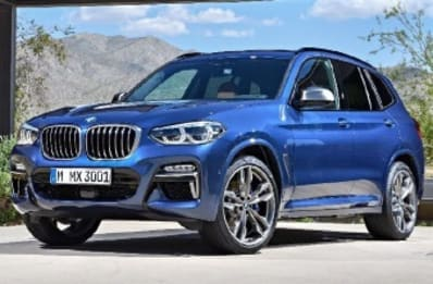 2019 BMW X Models SUV X3 Xdrive 20D IND Collection
