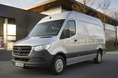 2019 Mercedes-Benz SPRINTER Commercial 416 CDI VS30 LWB RWD HIGH ROOF