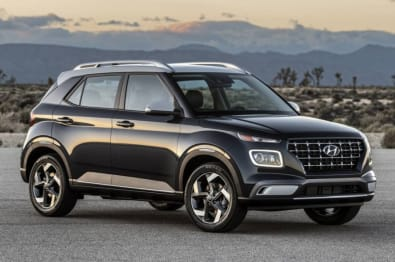 2019 Hyundai Venue SUV Launch Edition
