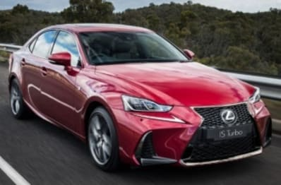 Lexus IS300 2019