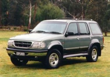 2000 Ford Explorer SUV Limited (4x4)