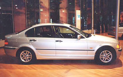 2000 BMW 3 Series Sedan 318i Executive