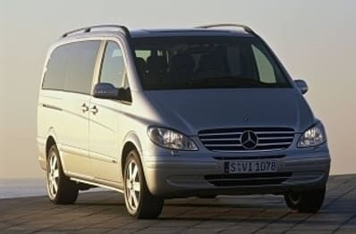 2010 Mercedes-Benz Viano People mover 3.5 Ambiente