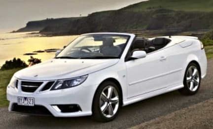 2010 Saab 9-3 Convertible Vector 2.0T Biopower