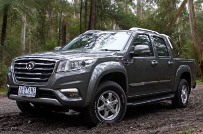 2020 Great Wall Steed Ute (4X2)