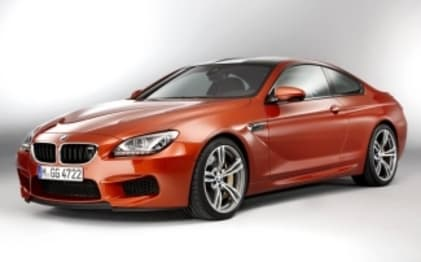 2020 BMW M Models Coupe M6