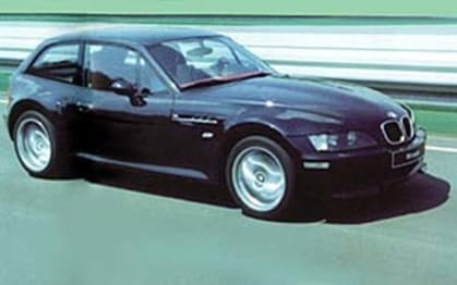 2001 BMW M Models Coupe M